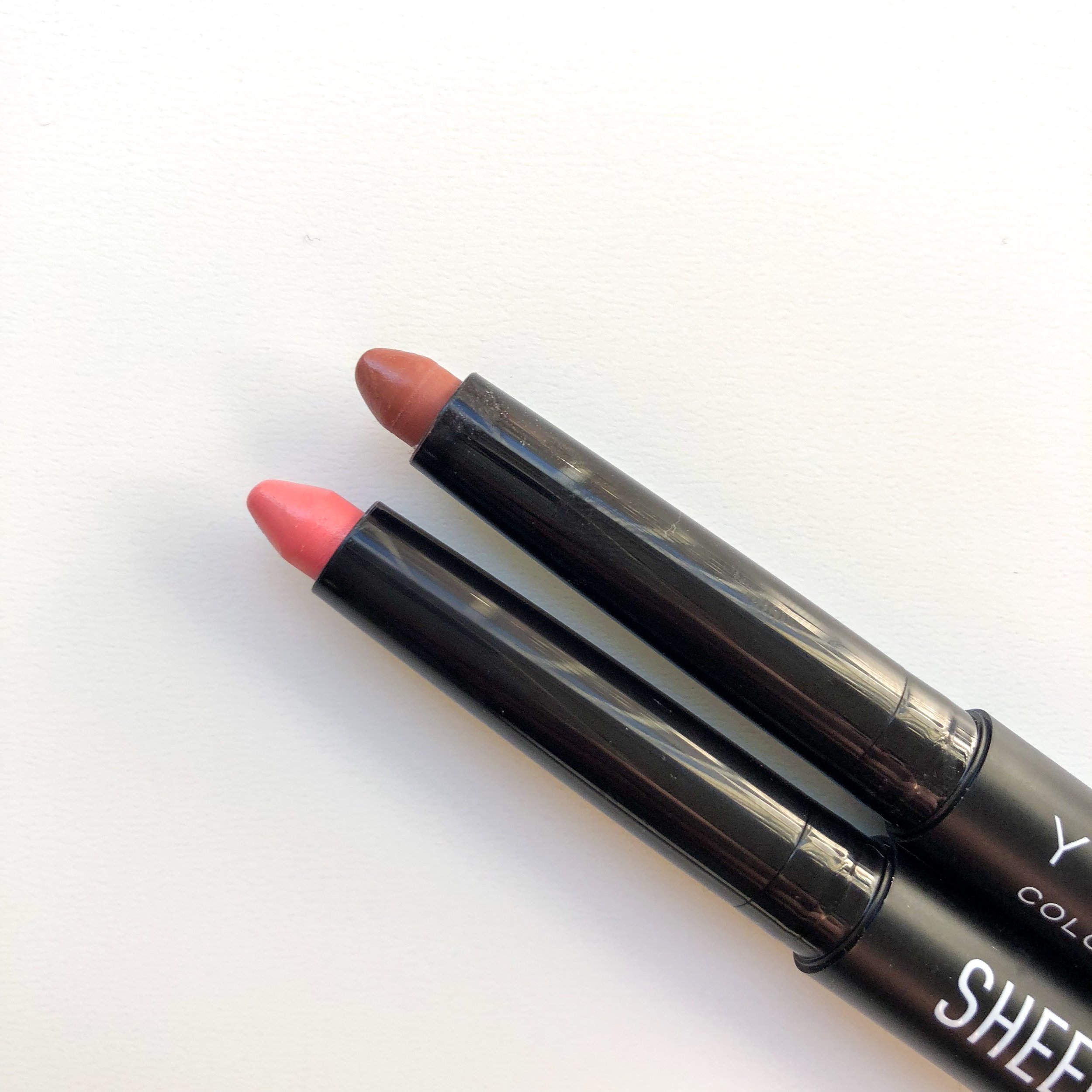 Marisa Robinson Beauty Youngblood Mineral Cosmetics Sheer Lip Crayons