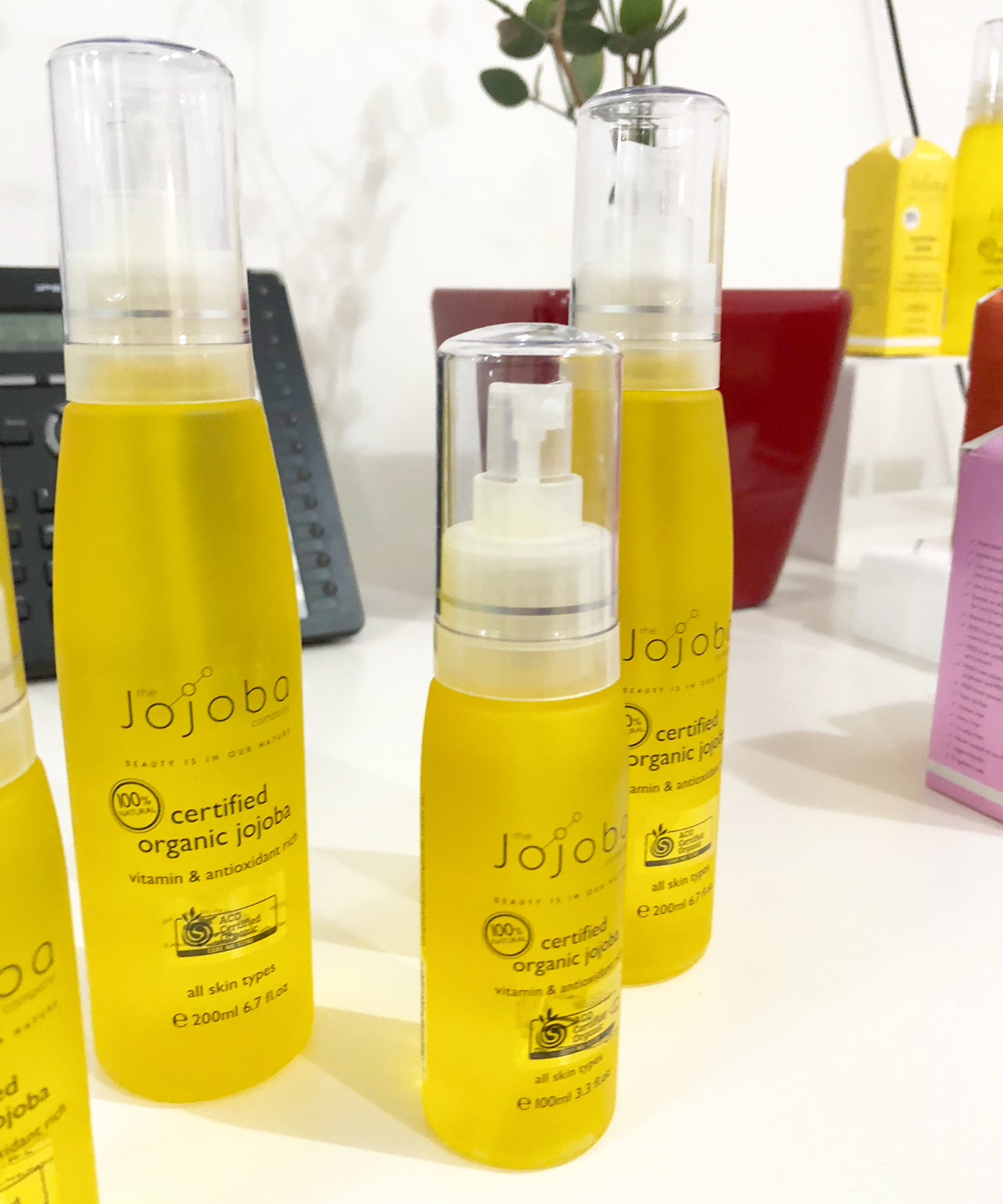 The Jojoba Company - Marisa Robinson Beauty