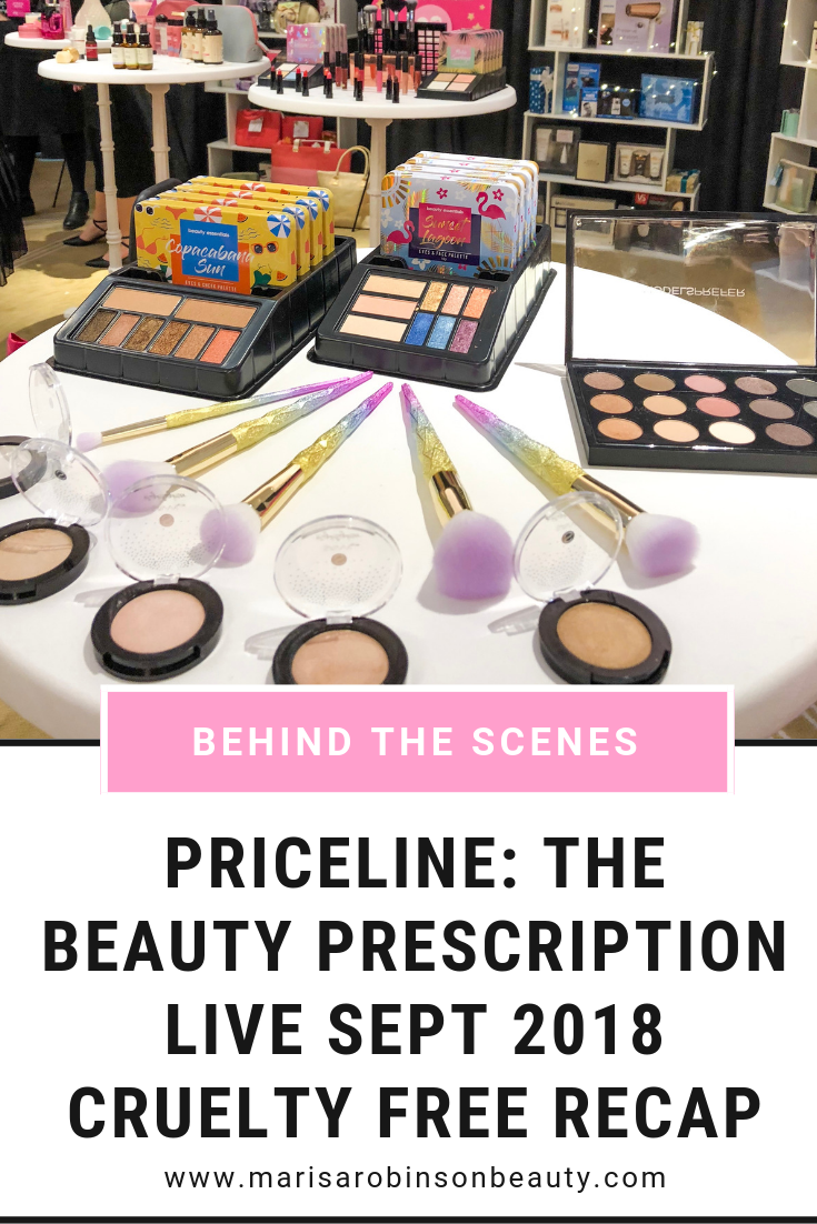 Priceline The Beauty Prescription Live September 2018