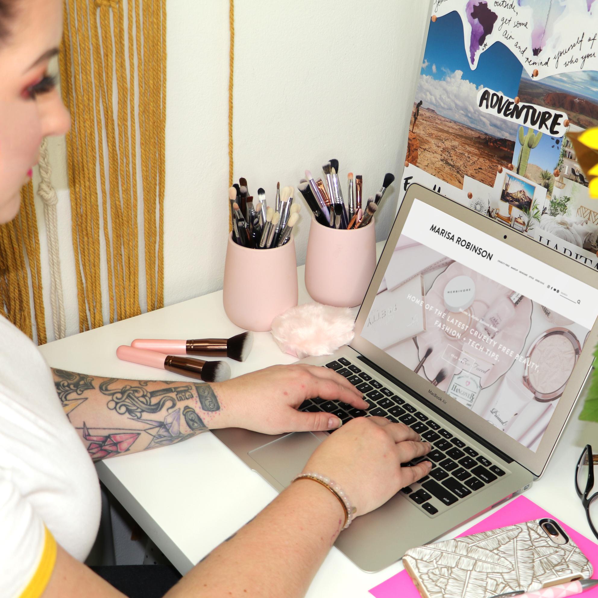 Beauty Blogging Challenge