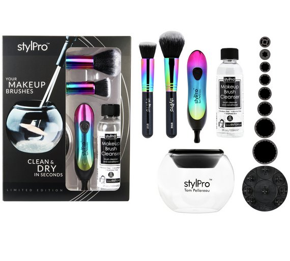 StylPro Makeup Brush Cleaner Review