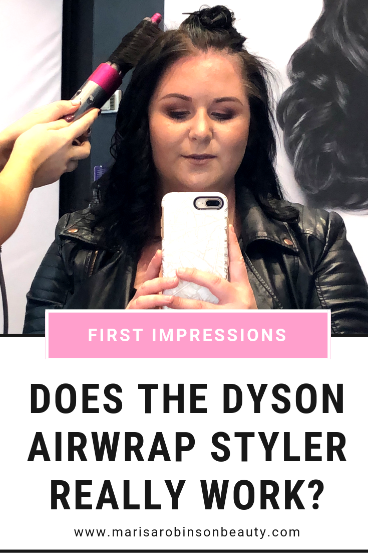 Dyson Airwrap Styler Review - Marisa Robinson Beauty