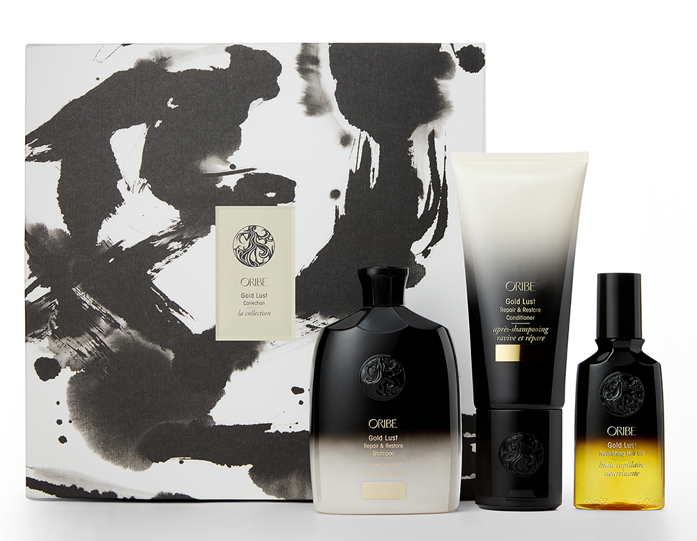Oribe Gold Lust Collection - Cruelty Free Gift Guide