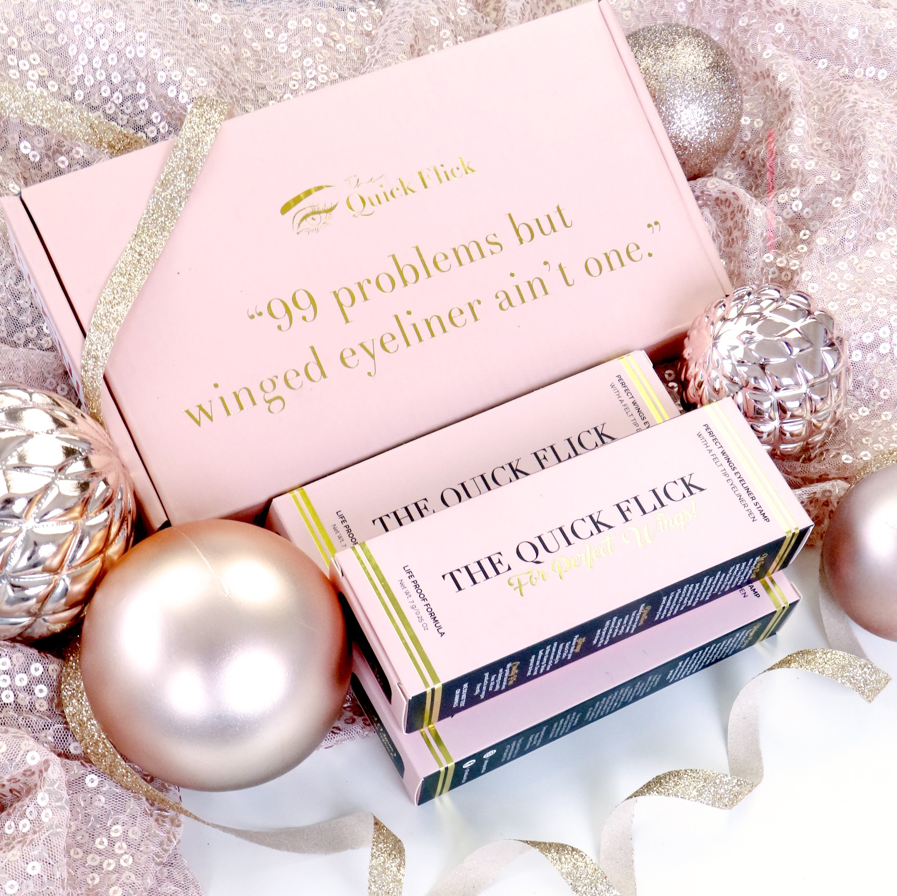 The Quick Flick - Cruelty Free Gift Guide