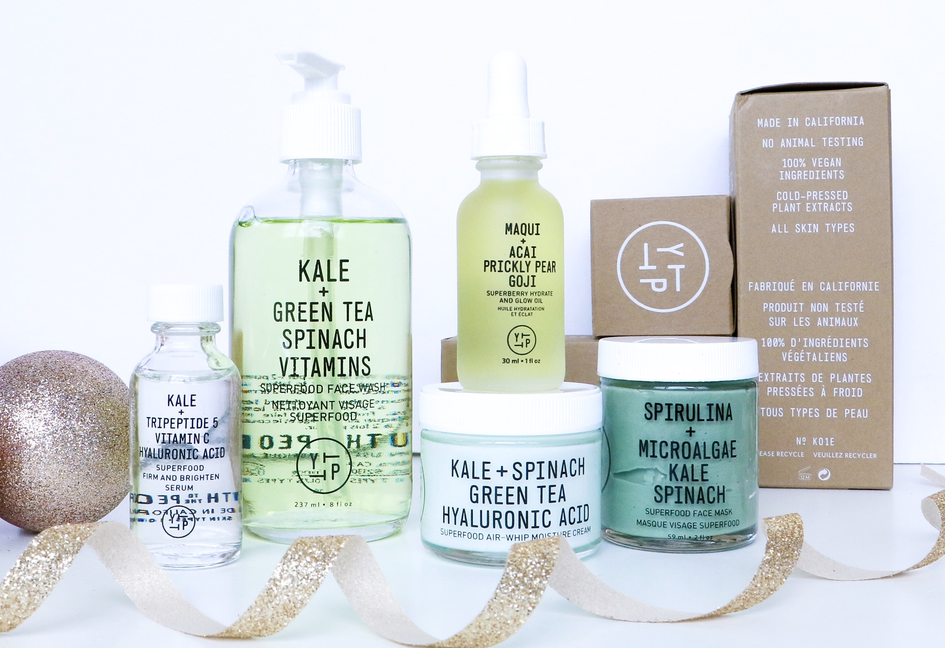 Youth To The People Skincare - Cruelty Free Gift Guide
