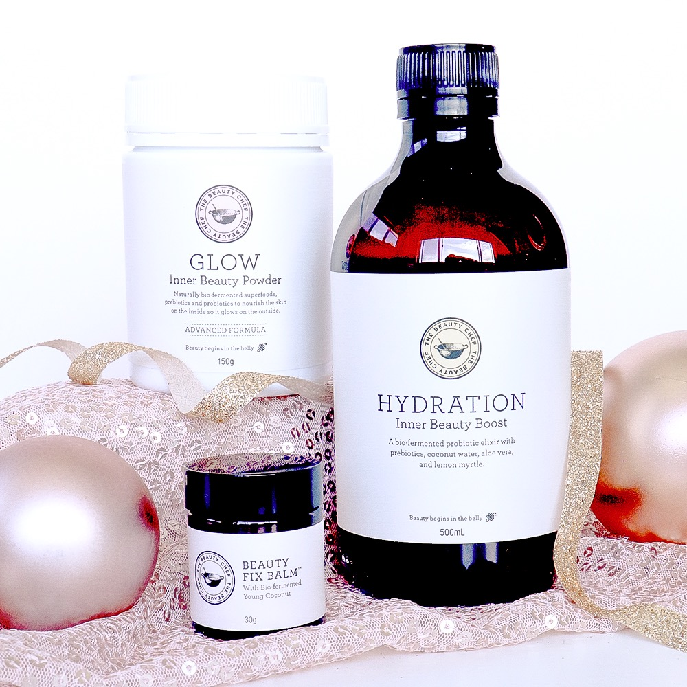 The Beauty Chef Christmas Glow Pack TVSN
