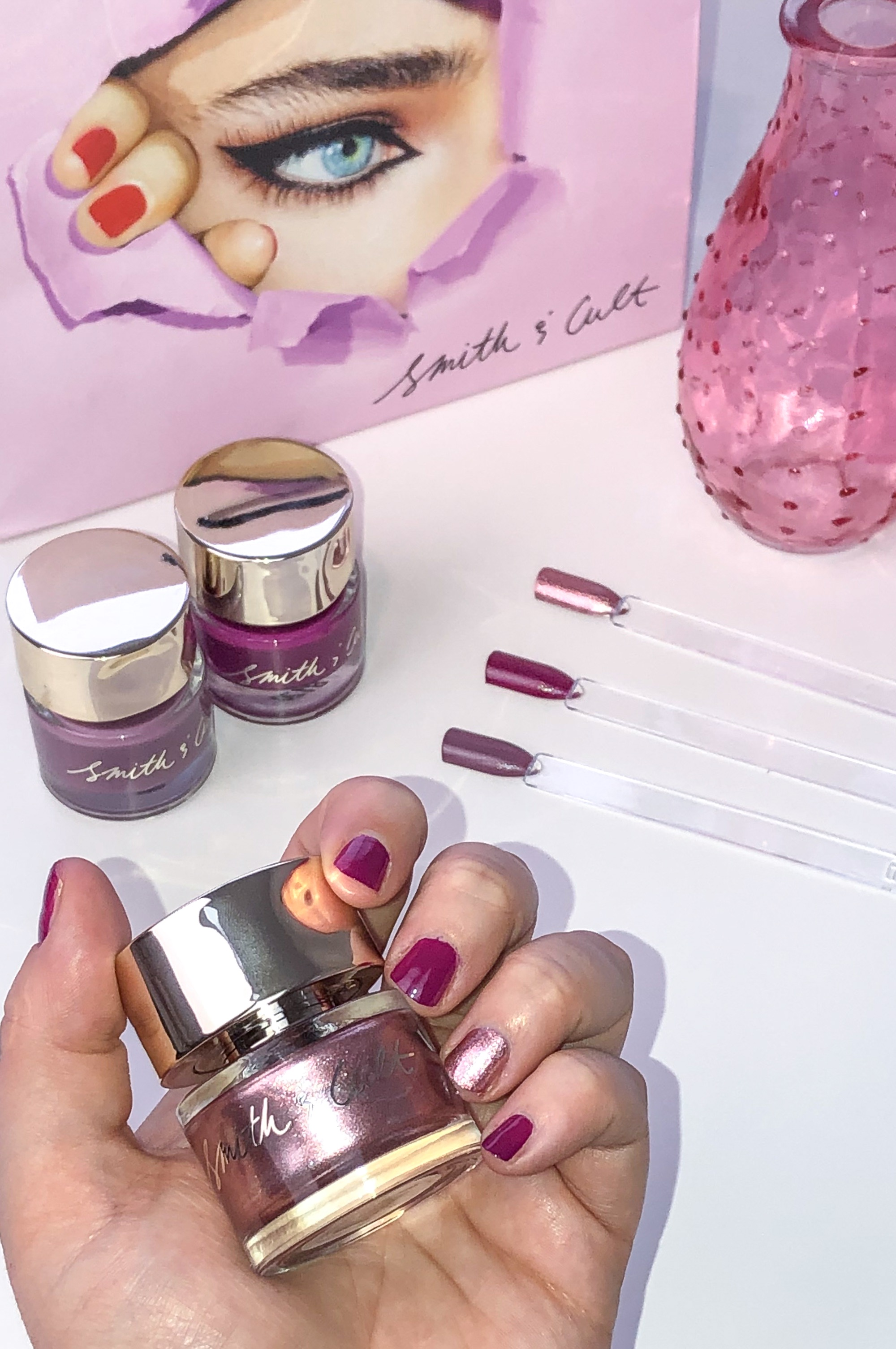 Smith Cult Nail Polish Swatches December 2018