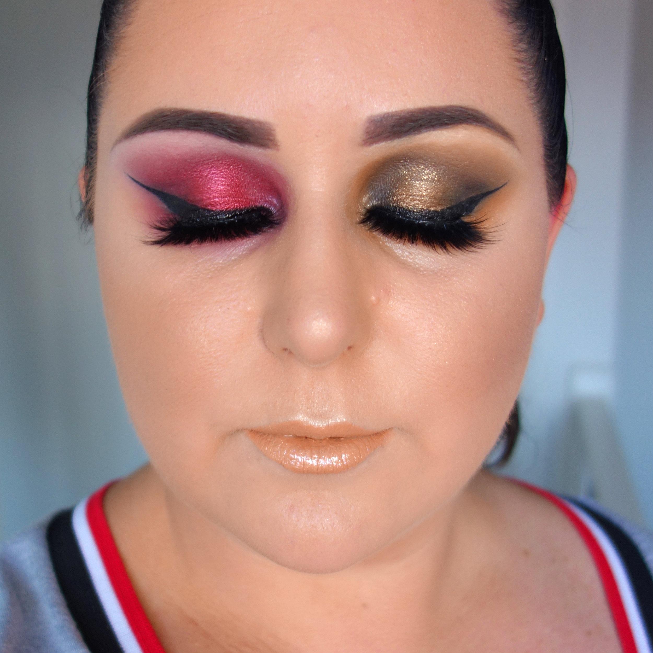 Kat Von D Fetish Eyeshadow Palette Review
