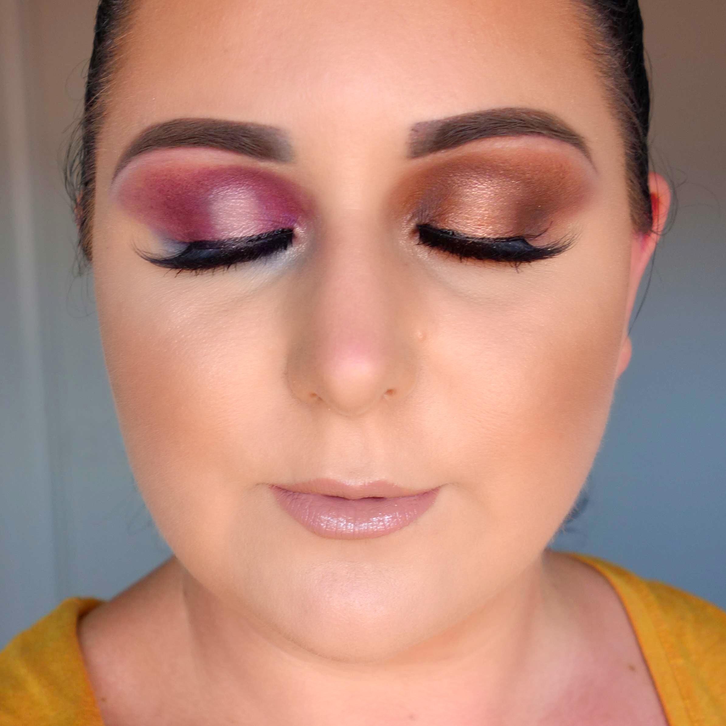 Australis GRLBOSS Eyeshadow Palette Review - Marisa Robinson Beauty