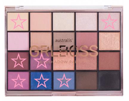 Australis GRLBOSS Eyeshadow Palette