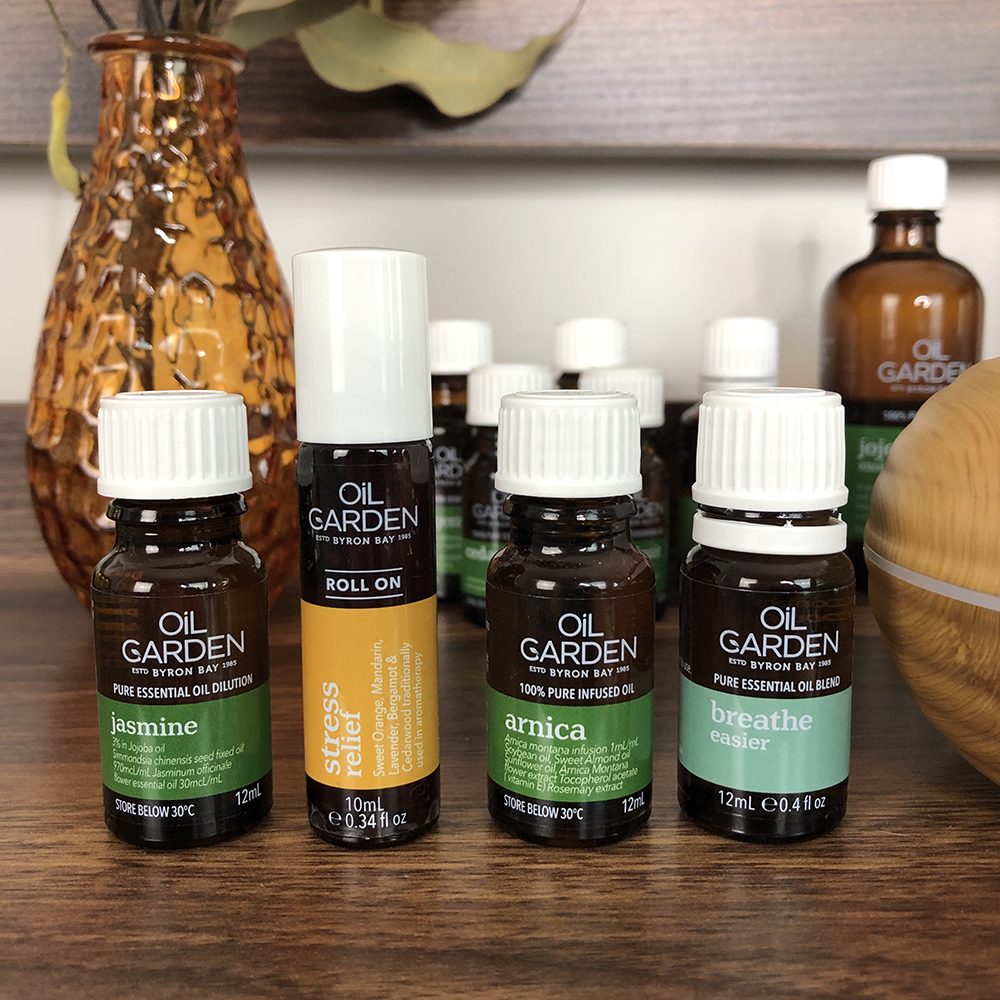 Beginners Guide To Essential Oils - Oil Garden Essential Oils
