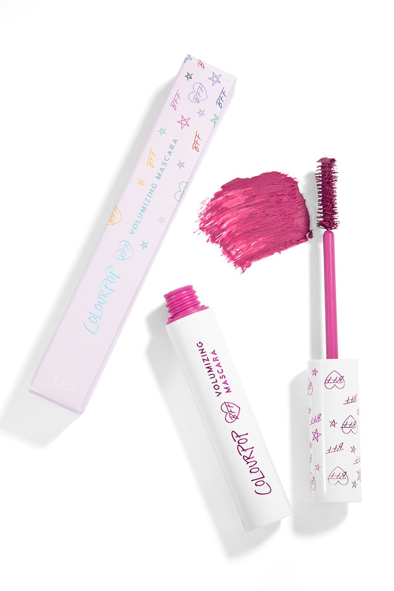 Colourpop BFF Mascara - Pink Mascara