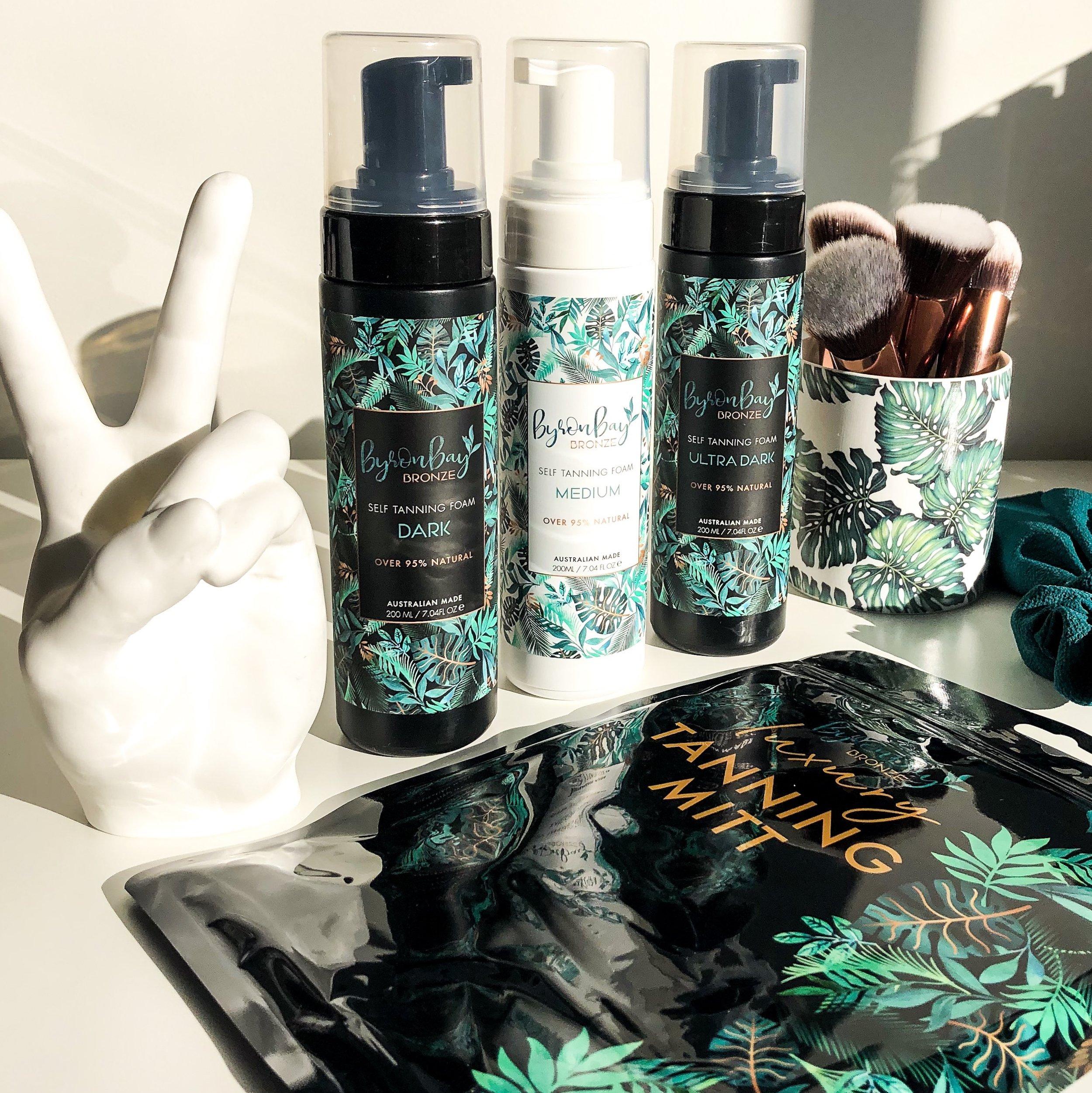 Byron Bay Bronze Tan Review - Marisa Robinson Beauty