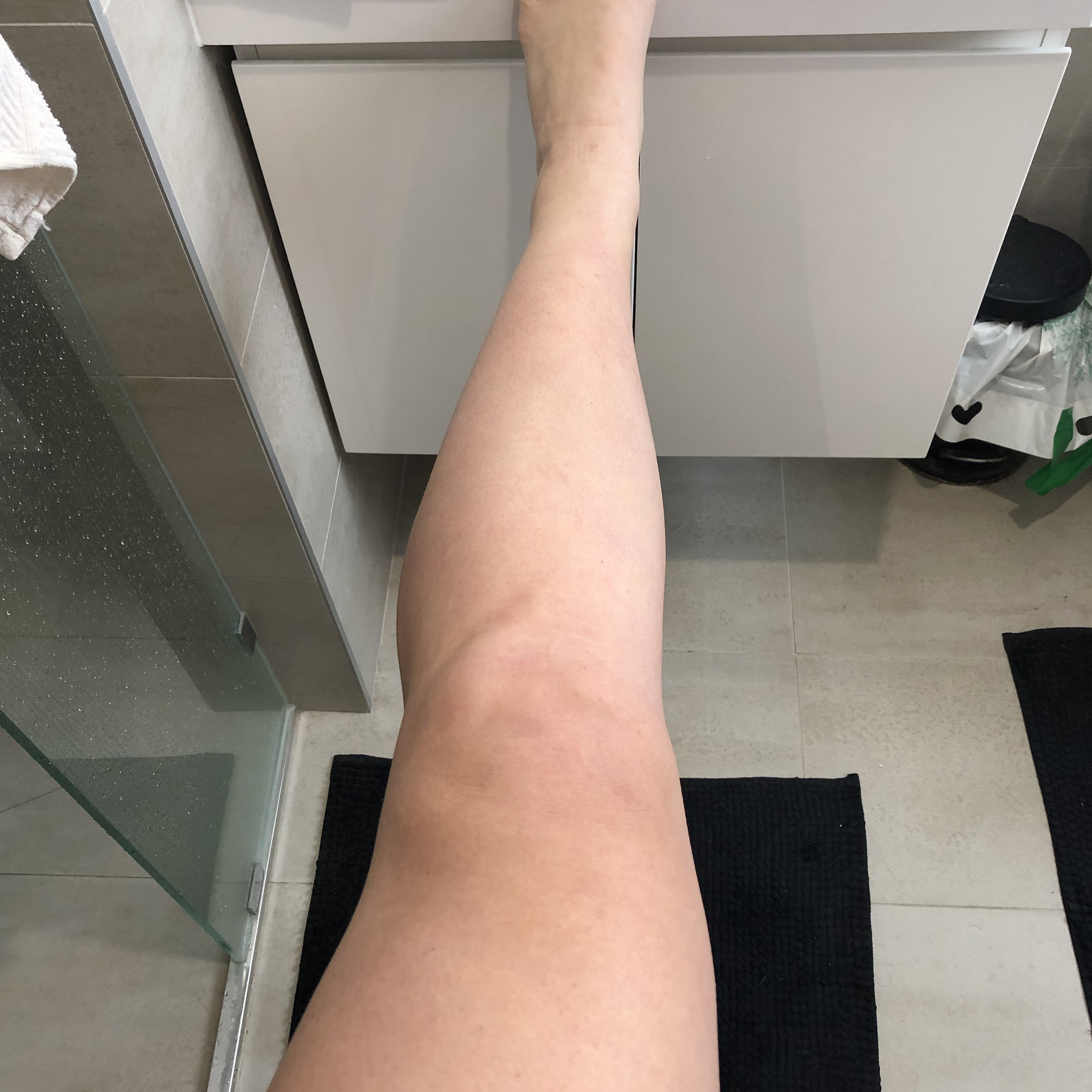 Byron Bay Bronze Tan Review - Before Pictures - Marisa Robinson Beauty