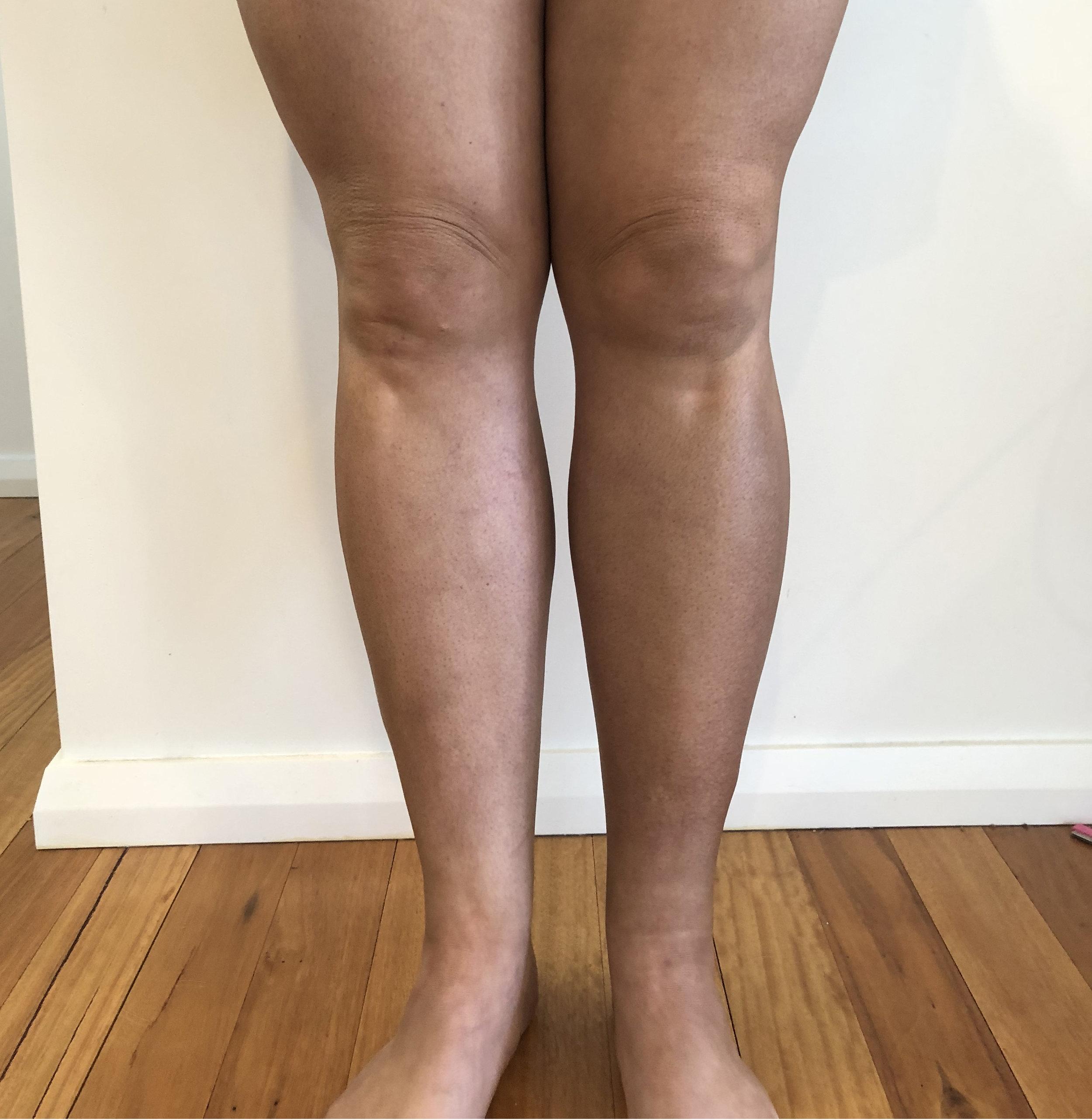 Byron Bay Bronze Tan Review - During - Marisa Robinson Beauty