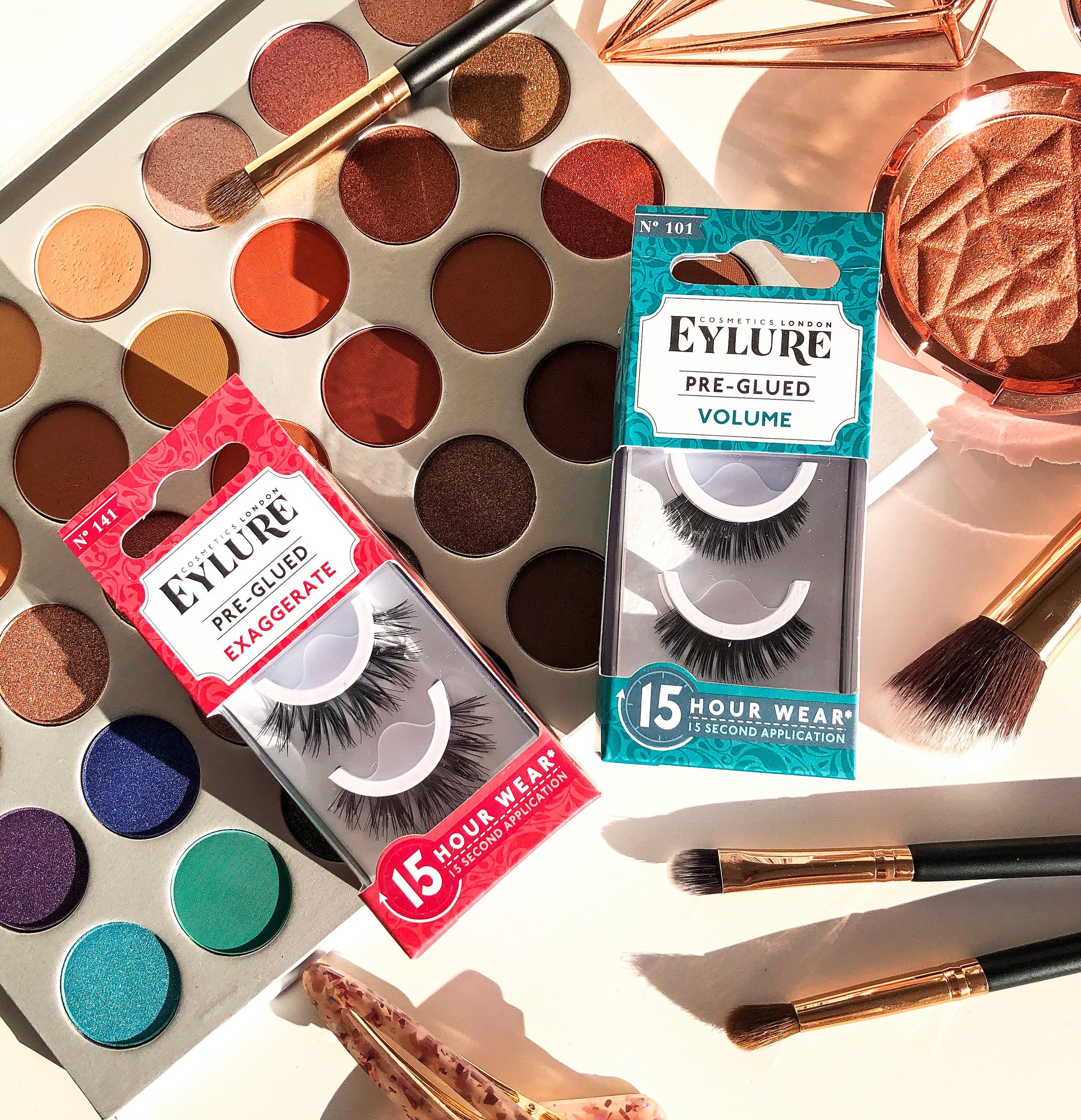 Eylure Pre Glued Lashes Review - Marisa Robinson Beauty