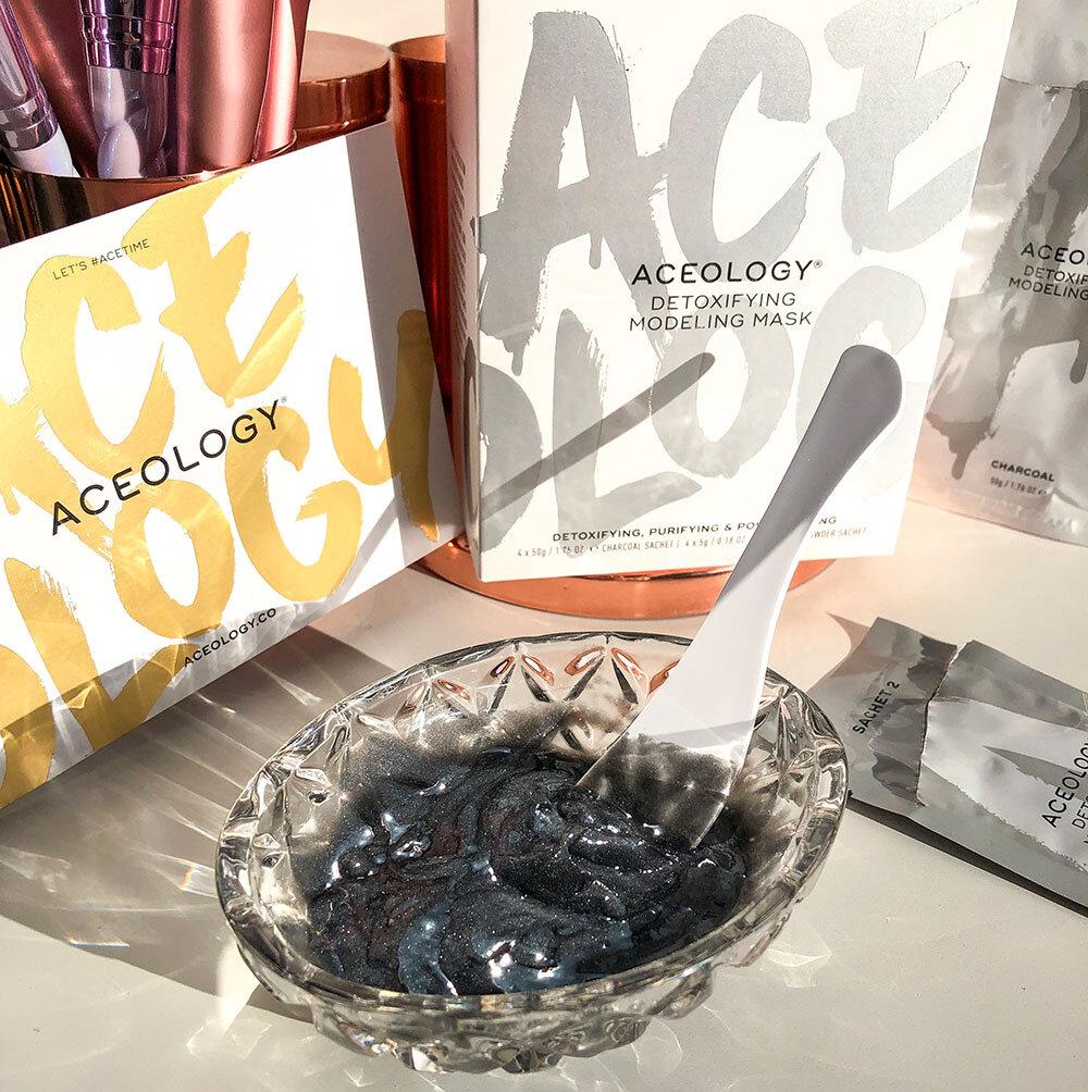 Aceology Detoxifying Modeling Mask Review