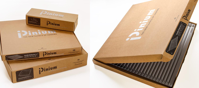 iPinium retail packaging