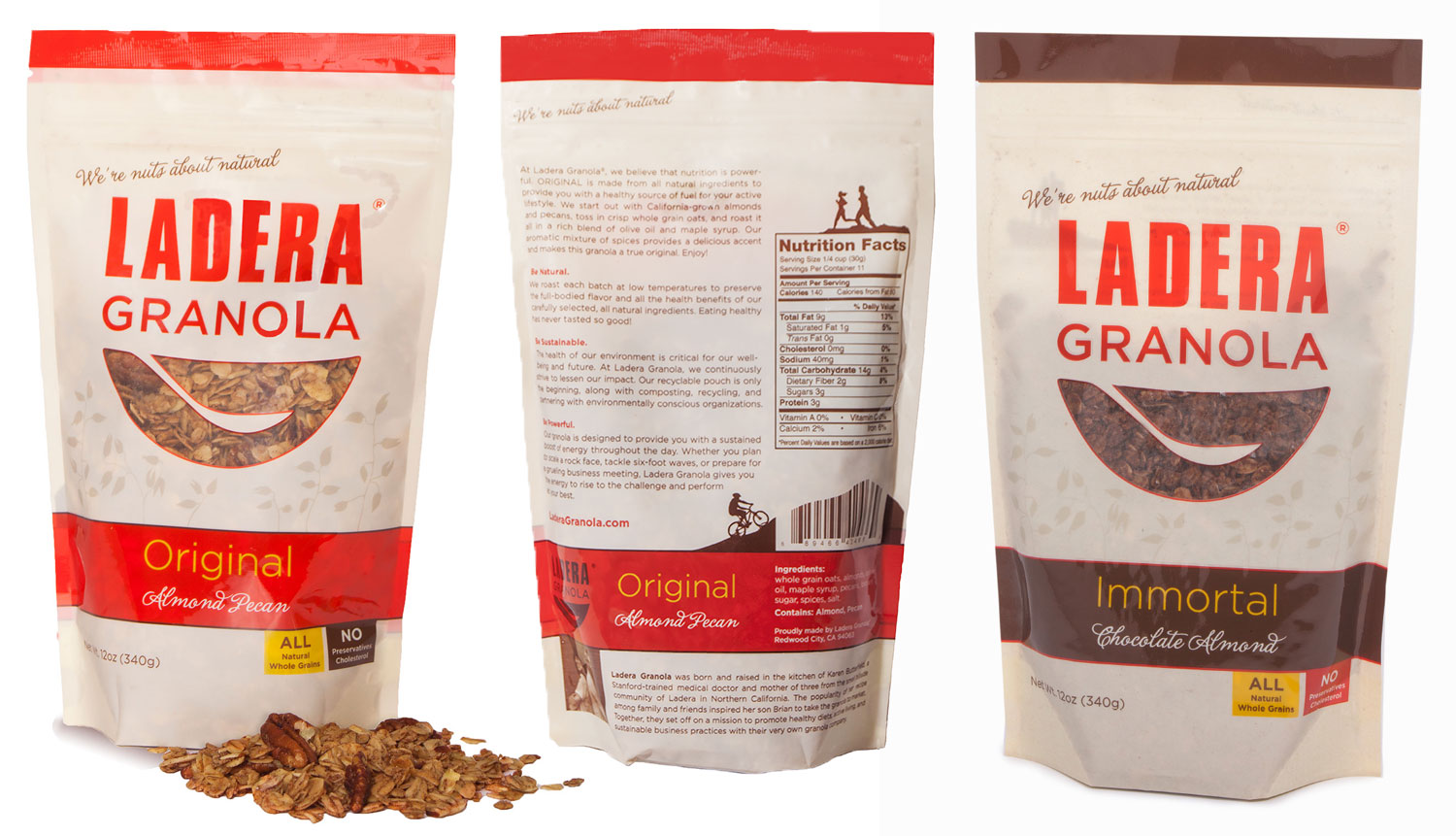 Ladera packaging