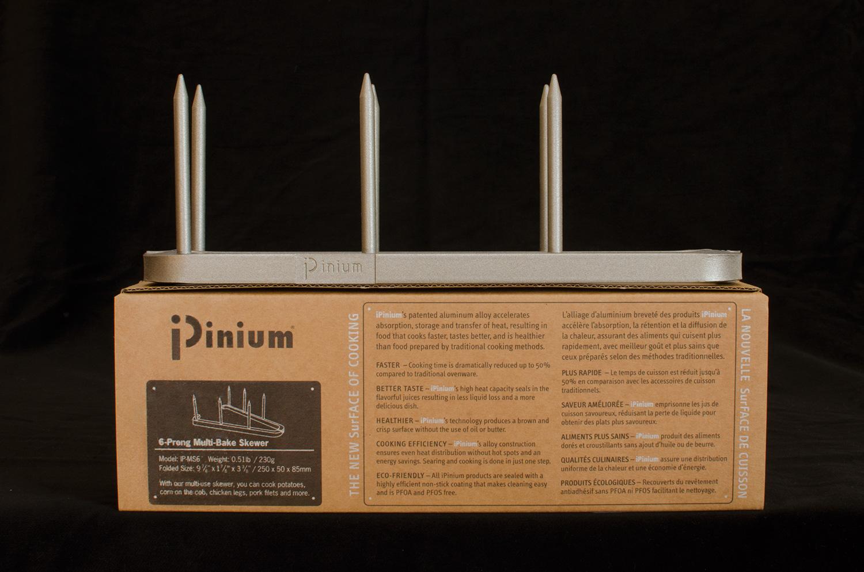 Skewer Package for iPinium