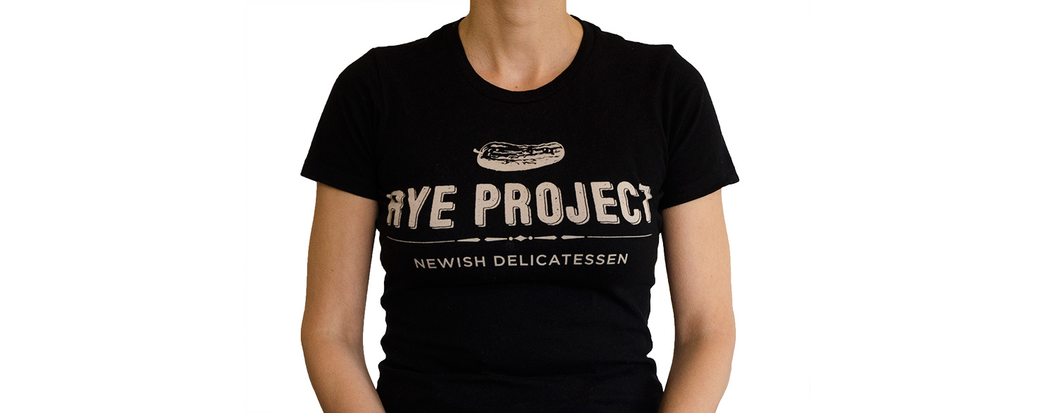 T-Shirt for Rye Project