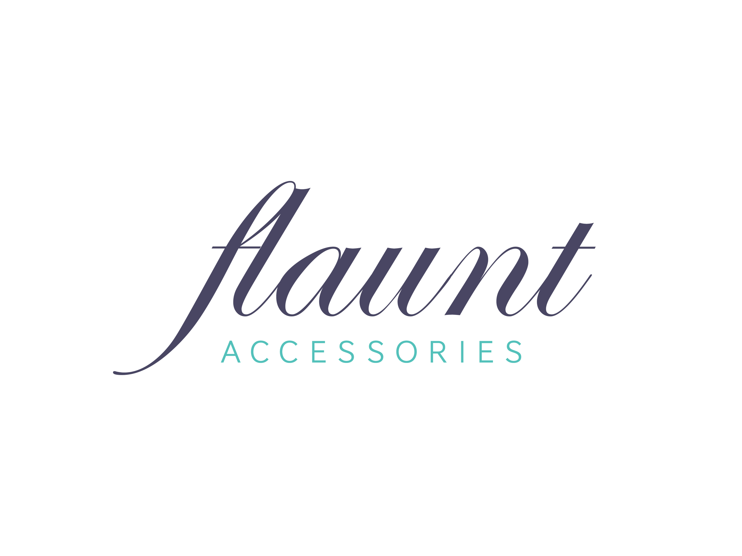 Flaunt Accessories Logo