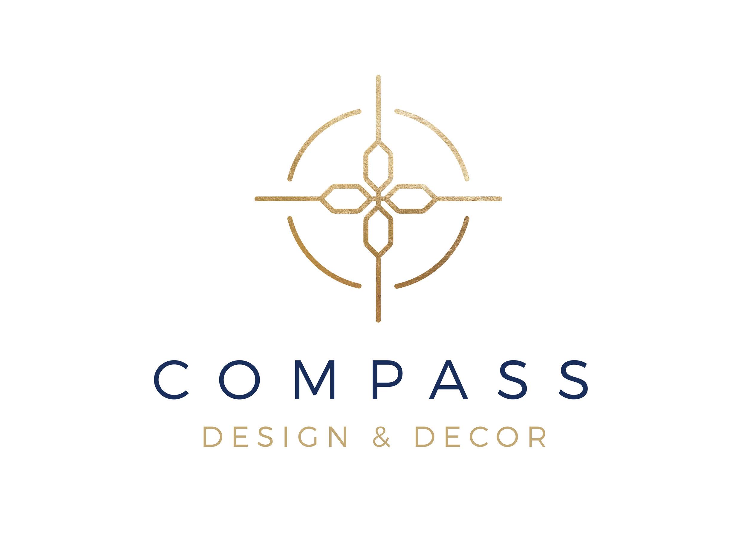 Compass Design Decor
