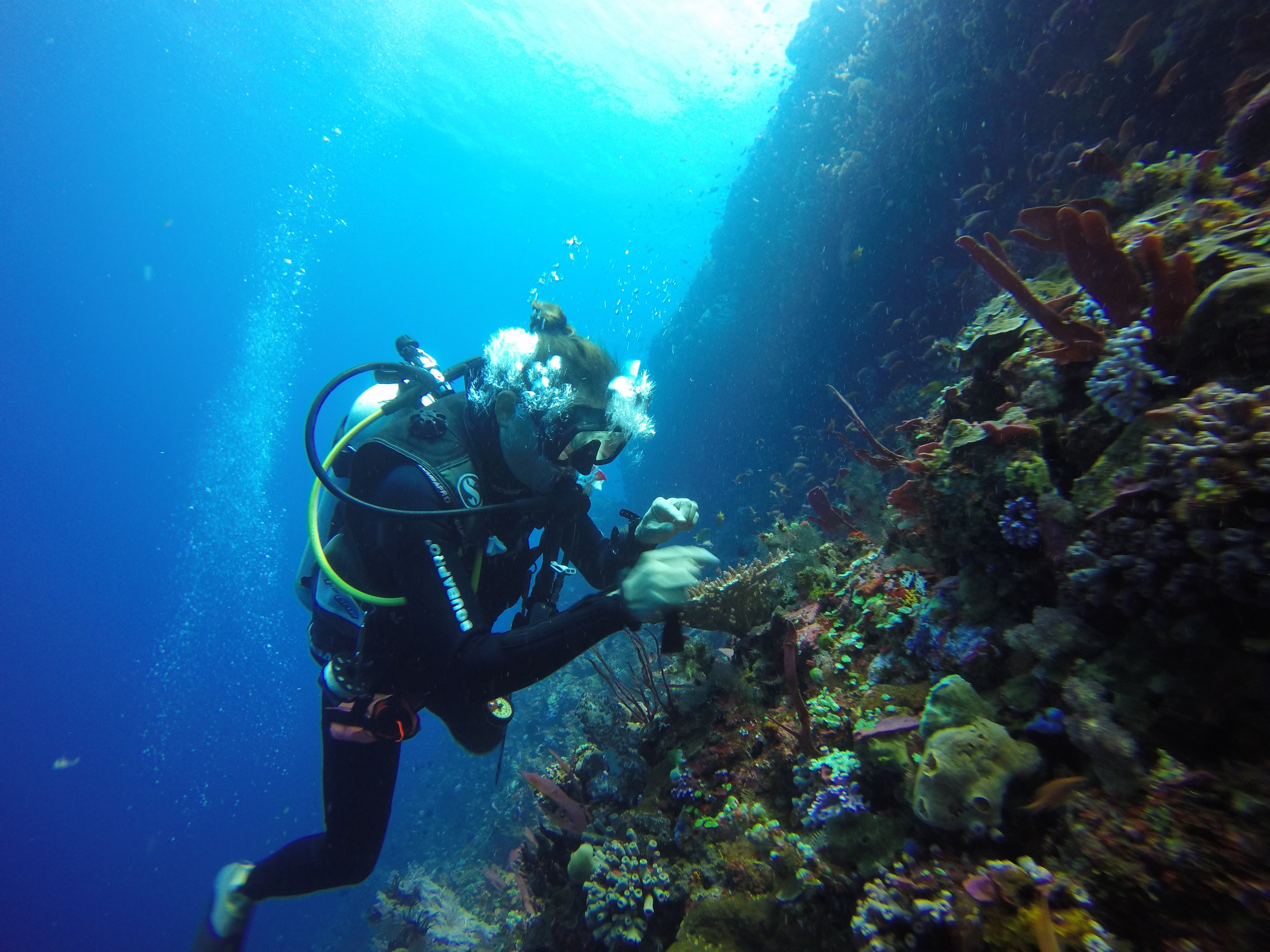 air dive