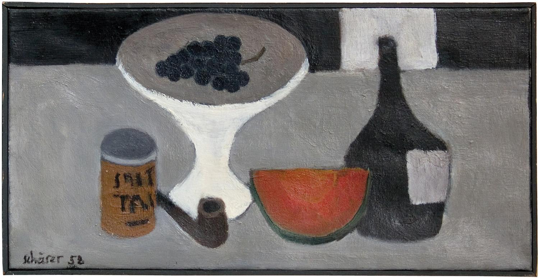 Ohne Titel, 1958