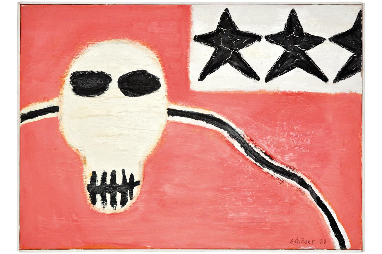 Die Flagge, 1988