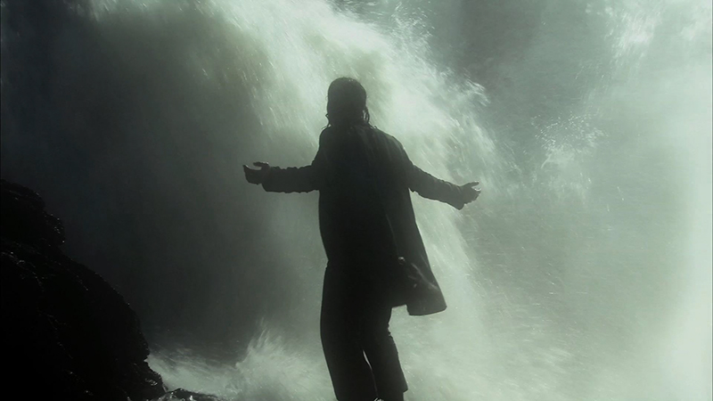 "Hanna Ljungh, still from  ""How To Civilize A Waterfall"" , 2011"