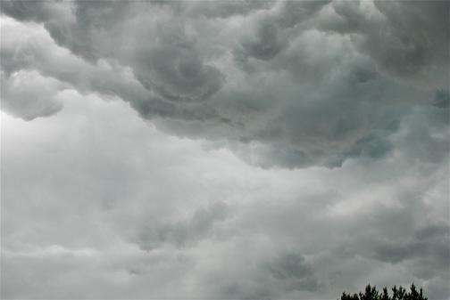 Cloud  - (Cumulus Undulatus), Mclean, Virginia