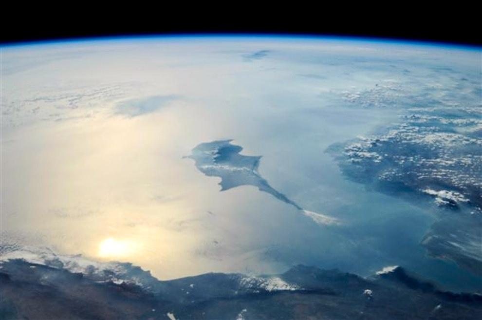 Island of Cyprus and the Eastern Mediterranean    (Photo:Wikimedia Commons | NASA)