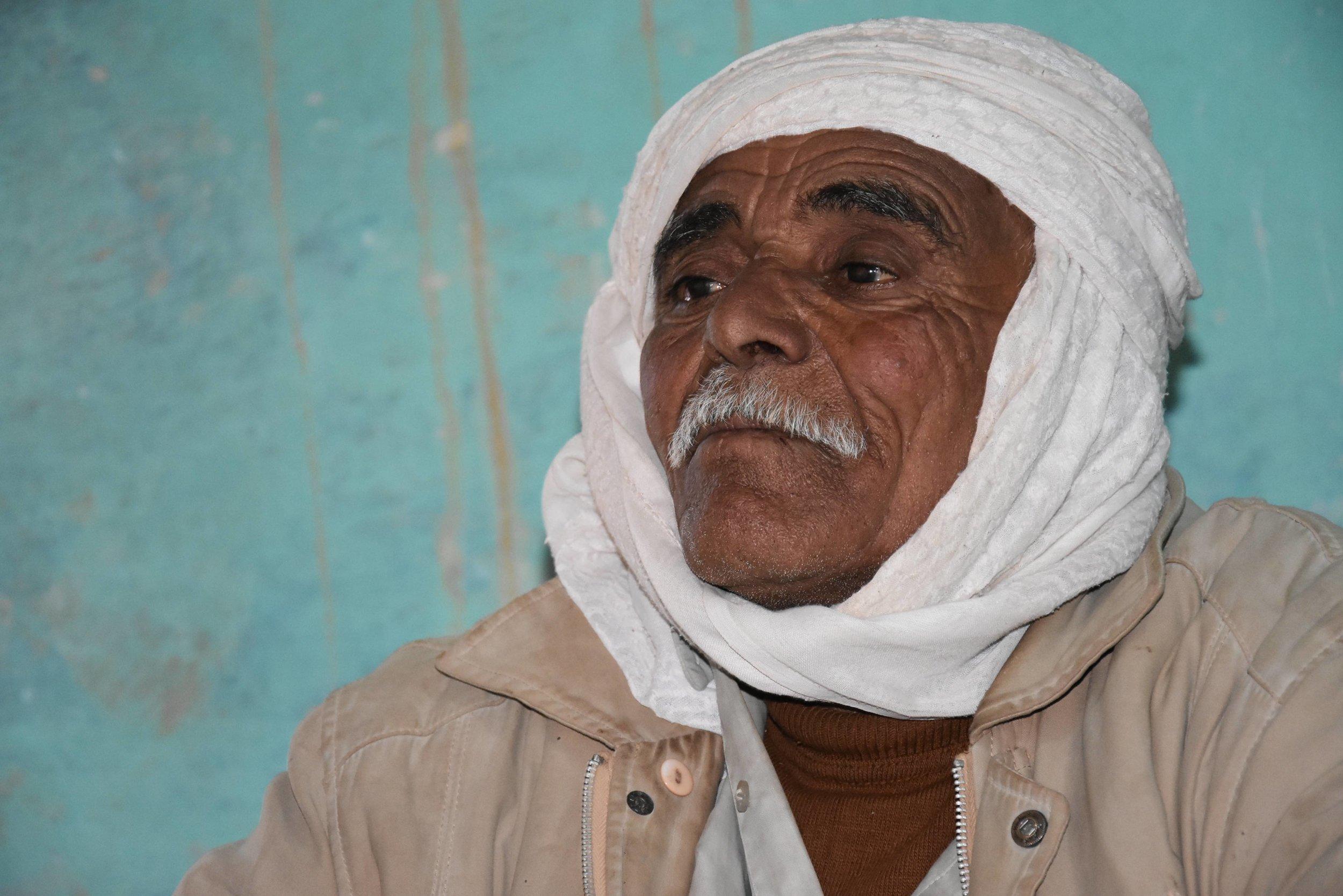 Portrait of Sheik Said, 2017