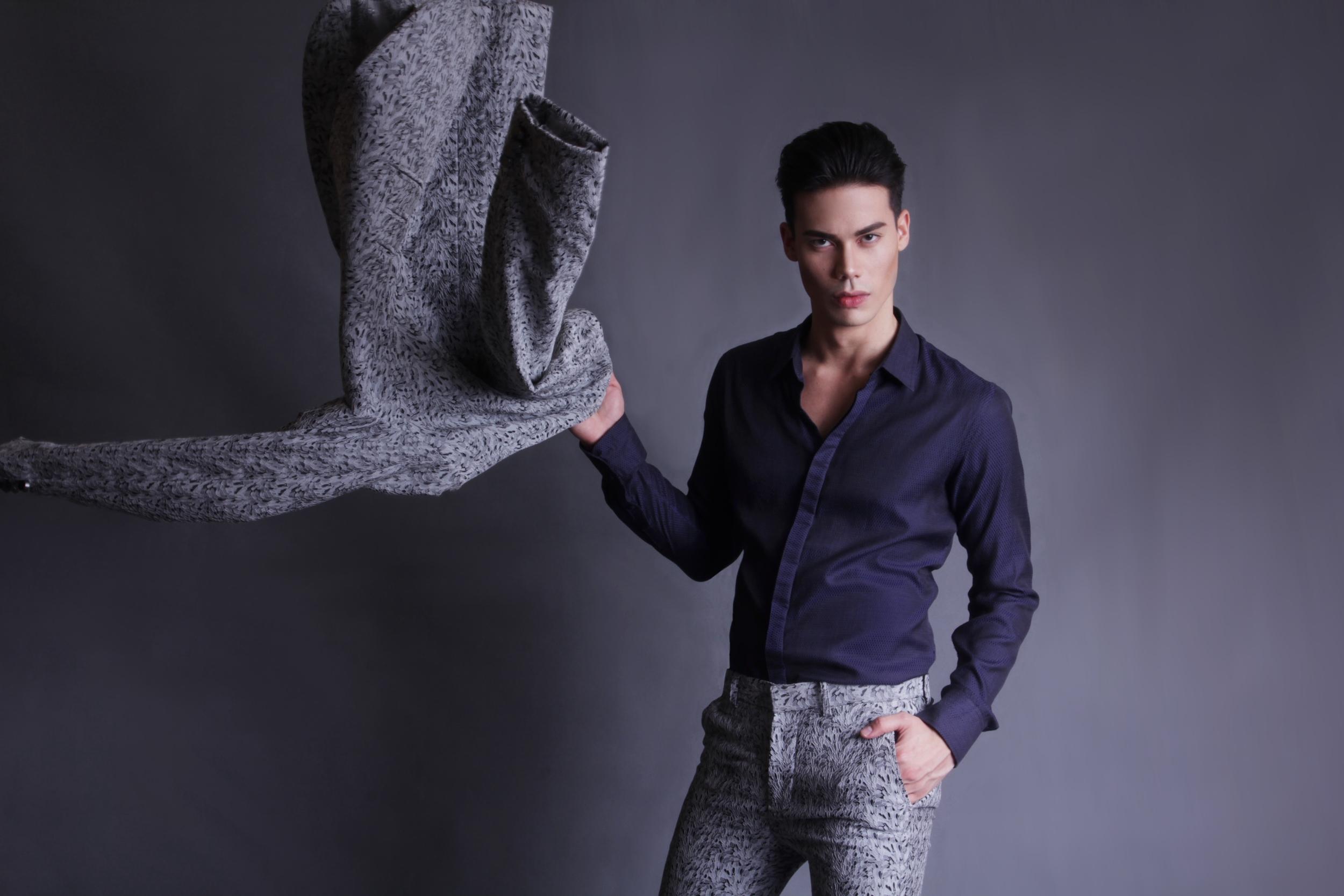 Michael Seifert , CEO & Founder of  TalentMan  • Photography:  Santy Calalay  • Clothing:  Francis Libiran • Grooming:  Kristine Ramos