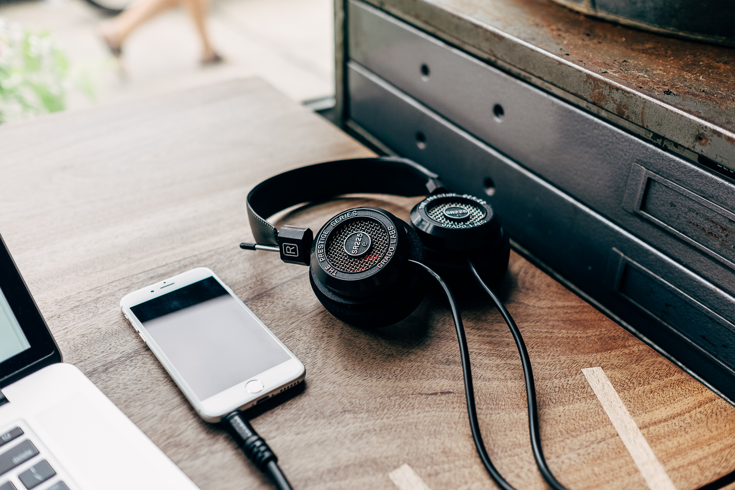 Grado Headphones at Kinfolk Williamsburg