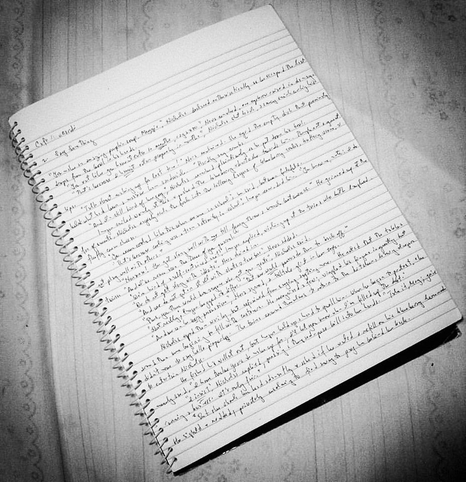 midgehandwriting