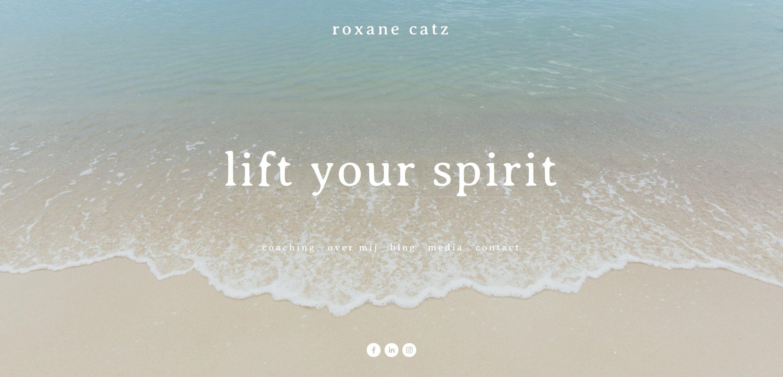 Roxane Catz, journalist, coach, blogger,