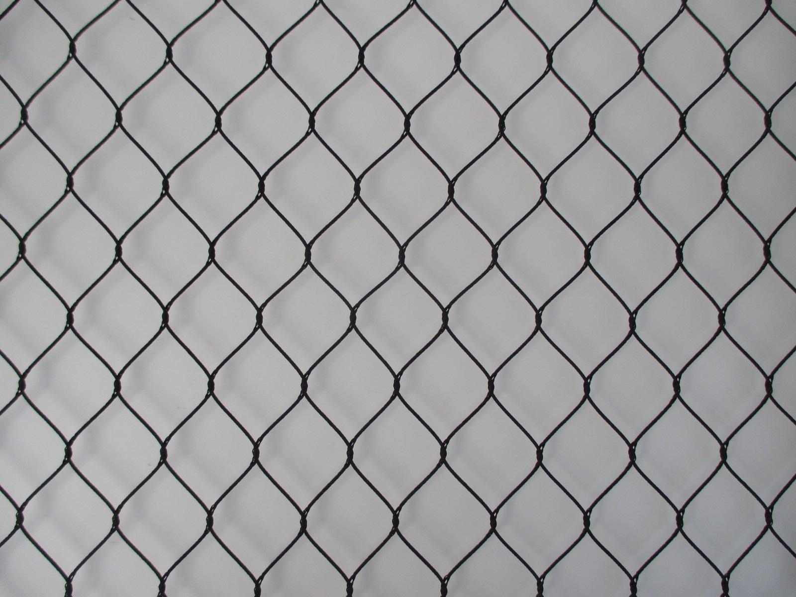 Hand Woven Steel Mesh - Black Oxide
