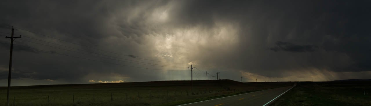 """""""Storm on the Plains,"""" Best in Show , 1650 Gallery, Los Angeles"""