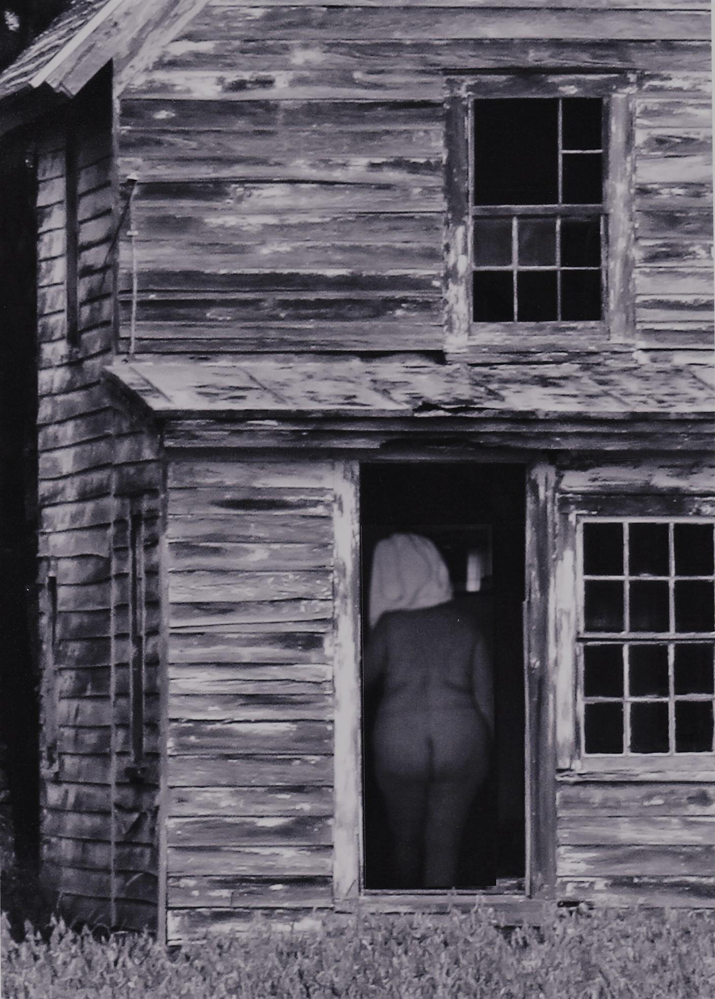 Nude in Doorway, 2016