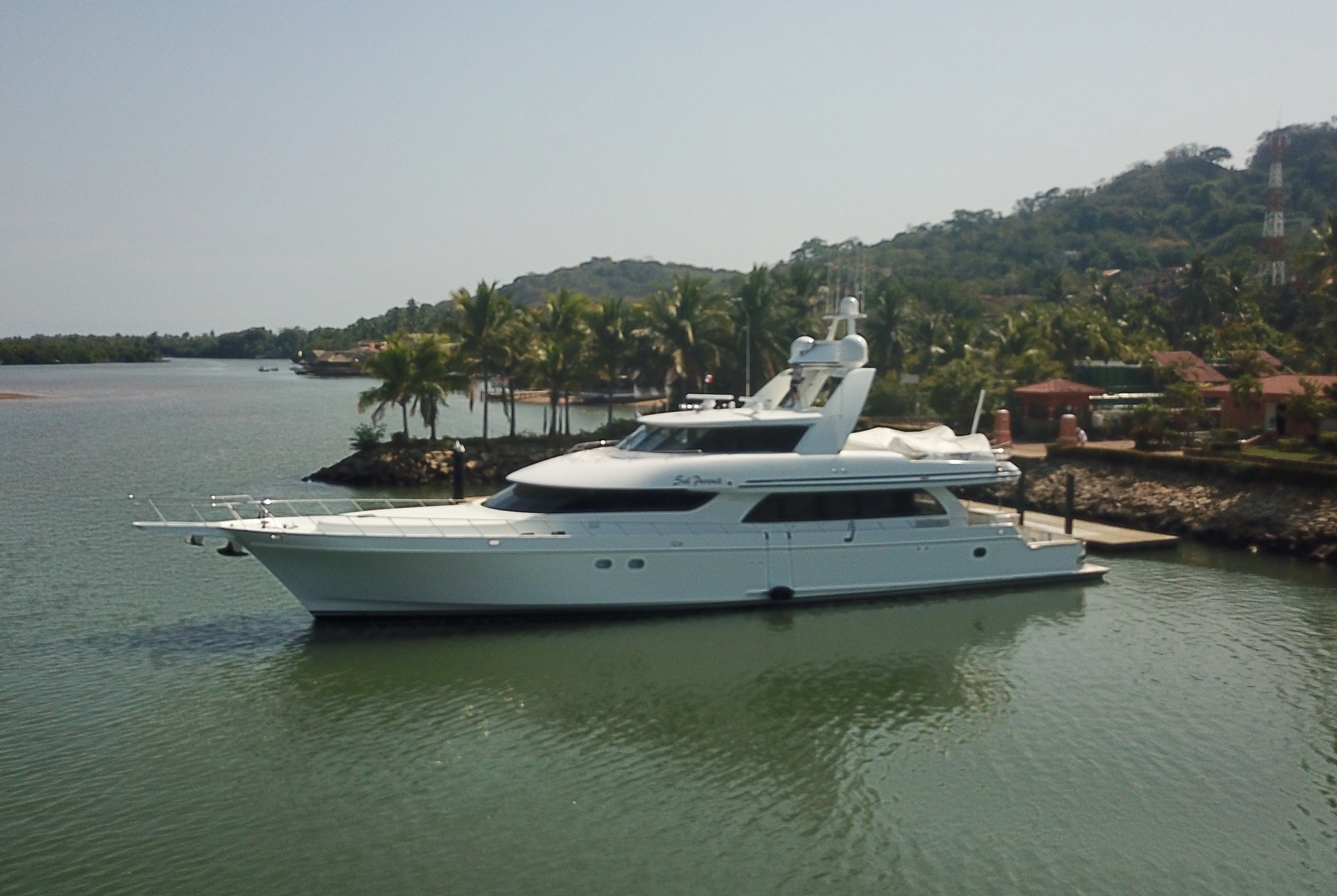 M/Y Sol Pursuit