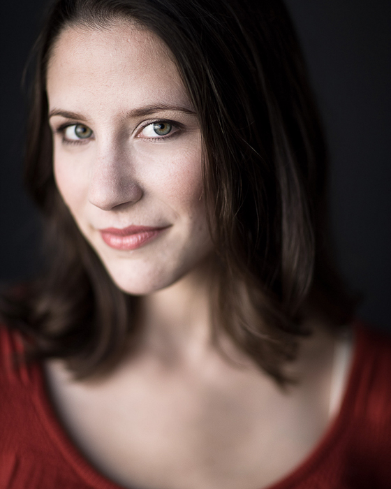 San Francisco Women's Acting Headshot
