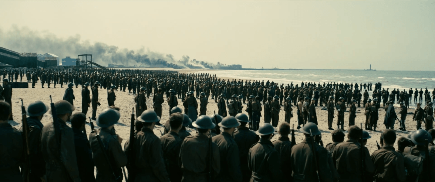 """Reviewed over the summer, """"Dunkirk"""" missed the mark in significant ways."""