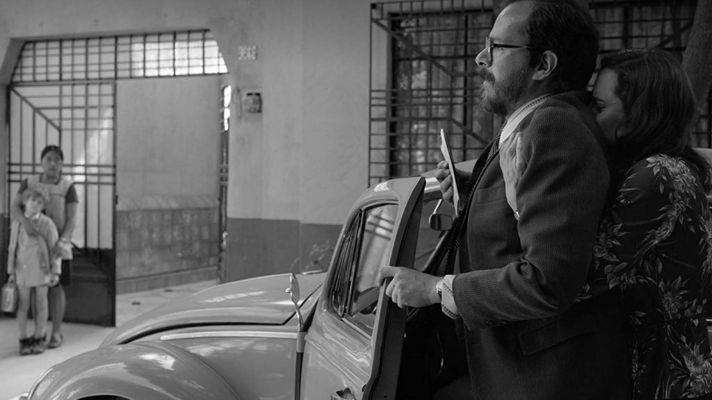 "In an ideal world, the Best Picture is a film that speaks to the critics and the audience in a balanced way. Think of ""12 Years a Slave"", ""No Country For Old Men"", ""Silence of the Lambs"", or even lighthearted movies such as ""The Artist"", ""Forrest Gump"" and ""Going My Way"". I realize that ""Roma"" is a critic's kind of movie. People I have talked to groan when I say I think it should win. Nonetheless, Alfonso Cuarón's film is extremely rich in terms of storytelling, subtext, and film work. It is a beautiful movie that can be studied frame-by-frame (just look at the screenshot above). Yalitza Aparicio also delivers one of the best performances of the year. Her role as Cleo, the good and honest woman, is reminiscent of Morita Mitsu, the protagonist in Shūsaku Endō's touching novel ""The Girl I Left Behind"". Seeing her operate as the glue in a family splintered by a bitter situation is subtle and inspirational. Though it is not my personal pick for best picture amongst all the movies released this past year (it would be ""The Guilty"" directed by Gustav Möller), ""Roma"" is the clear winner from this rather weak crop of nominees."