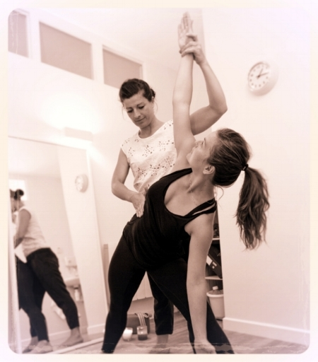 1:1 Yoga with Helen