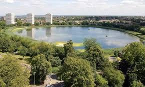 london reservoir sports