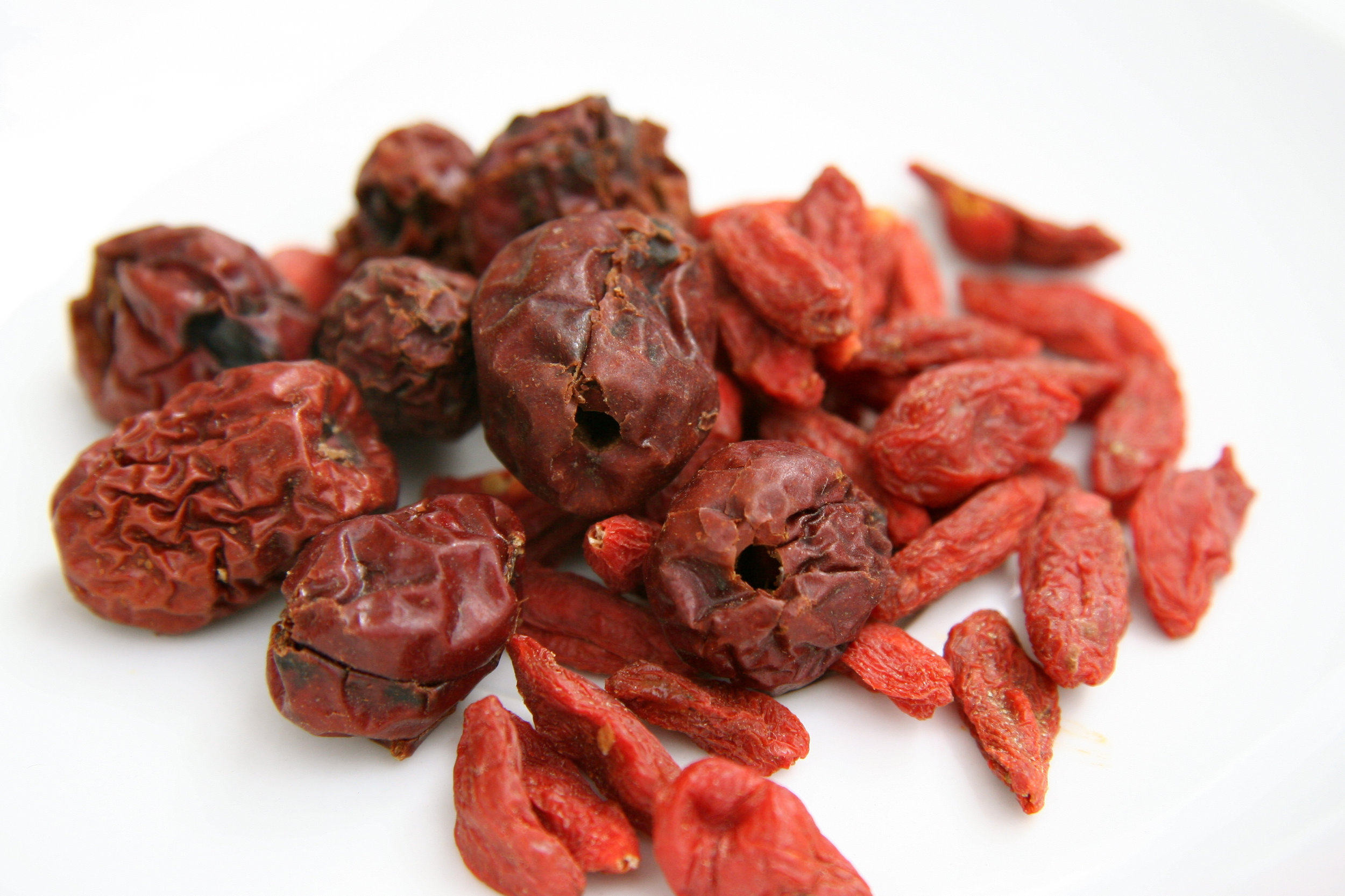 red dates tea