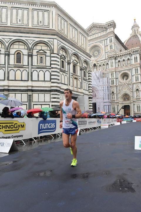 Steve Hobbs marathon Florence injury recovery