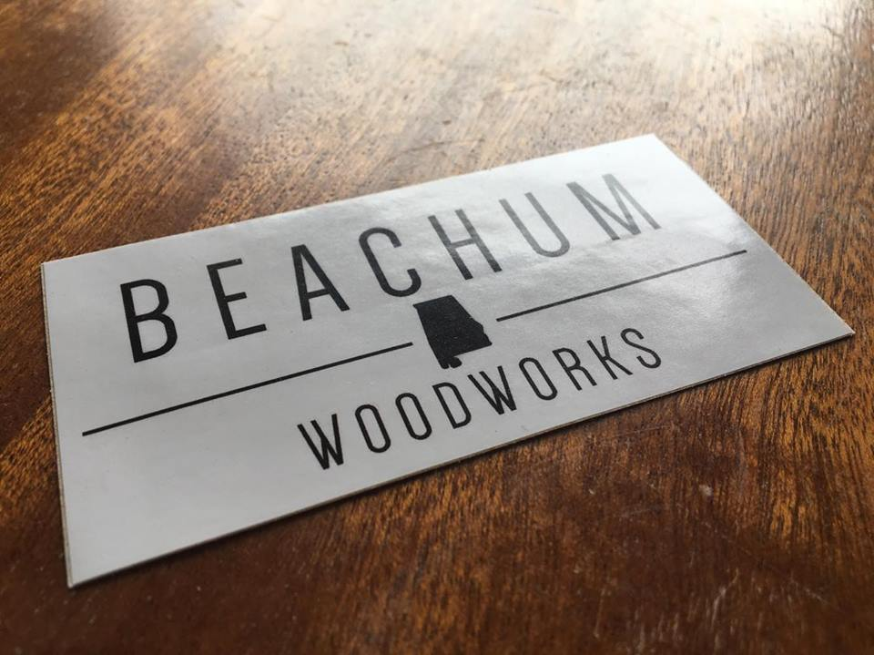 Beachum woodworks - birmingham alabma, usa
